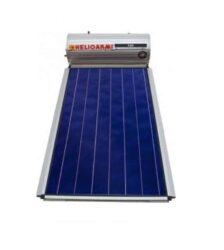 Ηλιακός Θερμοσίφωνας Helioakmi Megasun Glass 200lt Τριπλής Ενεργείας 2,6m²