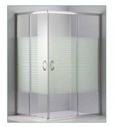 Καμπίνα Μπάνιου DORA 120 x 80 x 185h cm
