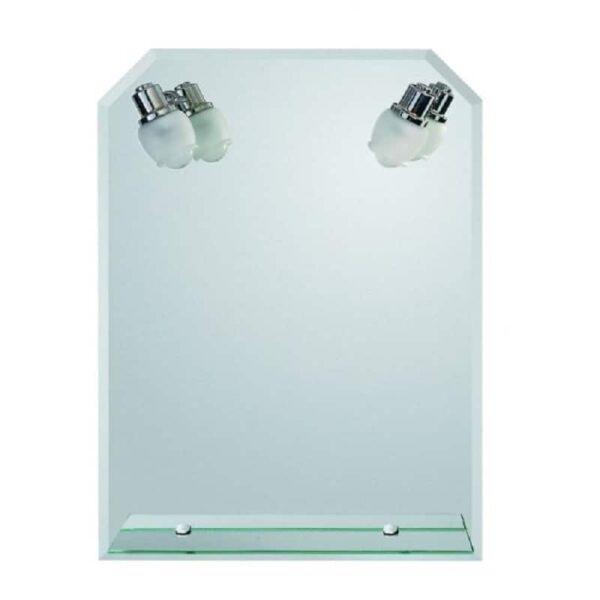 Καθρέφτης Μπάνιου EXAGONO