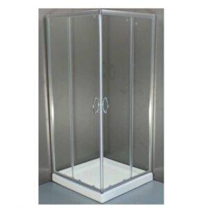 Καμπίνα Μπάνιου Ascot Transp 70 x 70 x 180h cm