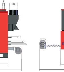 ΛΕΒΗΤΑΣ ΠΥΡΗΝΟΞΥΛΟΥ-PELLET-ΒΙΟΜΑΖΑΣ OPTIMUS BIO TD/S 100 (85000 kcal) THERMODYNAMIC