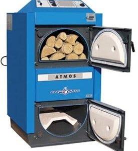 Λέβητας Πυρόλυσης Ξύλου Atmos DC 25 S 22000 kcal