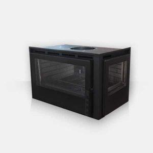 Θερμοζελ Clear Δίφατση Δεξια Με επενδυση Μαντεμι T825-MR