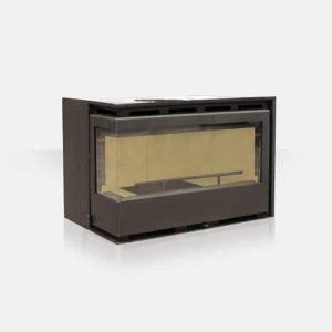 Θερμοζελ Ανοιχτη Διφατση Δεξια Με επενδυση Μαντεμι T829-MR