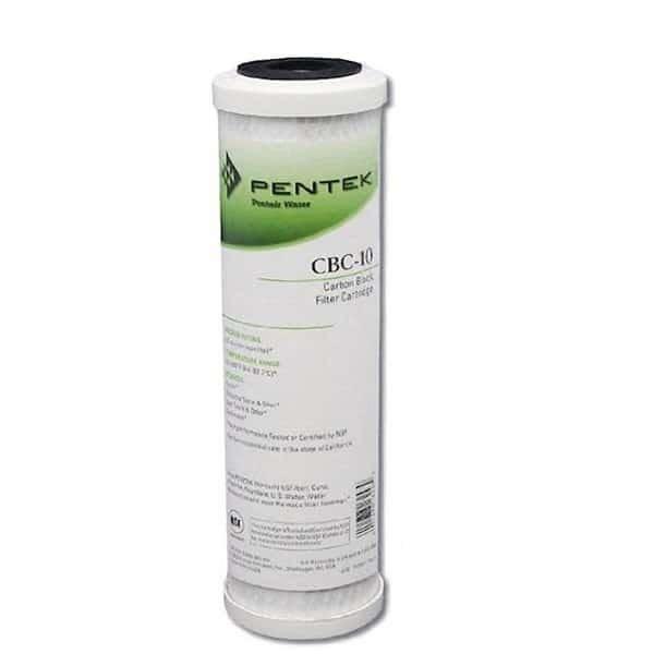 Ανταλλακτικό Φίλτρο Ενεργού Άνθρακα Pentek CBC-10 0,5 micron
