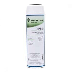Ανταλλακτικό Φίλτρο Ενεργού Άνθρακα Pentek GAC-10 20 micron