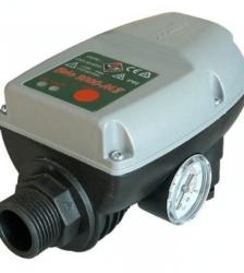 Αυτόματος Ηλεκτρονικός Διακόπτης Ελεγκτής Πίεσης Νερού Brio 2000 Italtecnica