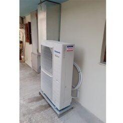 Αντλία Θερμότητας Εγκατάσταση